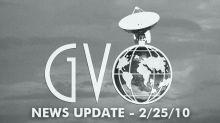 GVO News Blog 2/25/10