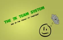 How the 7k team System Fits Together