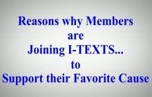 Why I-Text Makes Sense