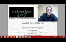 Pozdravni video za sajt CveleonlineX