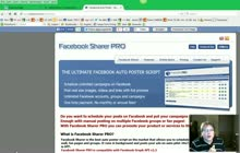 Barry's Facebook Sharer Pro Lesson 5 editcampaigns