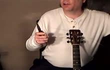 String changing guitar tr20