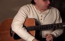 String changing guitar tr21