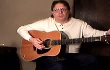String changing guitar tr22