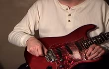 String changing guitar tr24