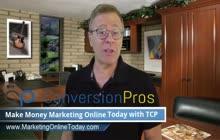 Make Money Marketing Online The Conversion Pros