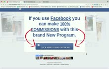 Promote the Facebook Group in NowLifestyle.com