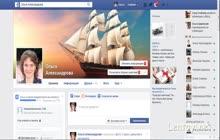 Как загрузить видео на фан-страницу в Фейсбук.mp4