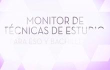 monitor tecnicas de estudio
